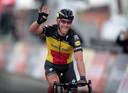 Philippe Gilbert wint voor de vierde keer de Amstel Gold Race.