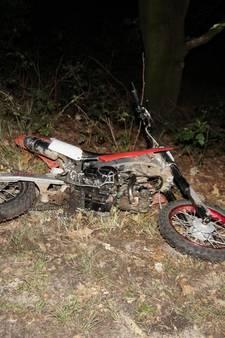 Beschonken motorrijder in kritieke toestand door ongeluk in Drunen