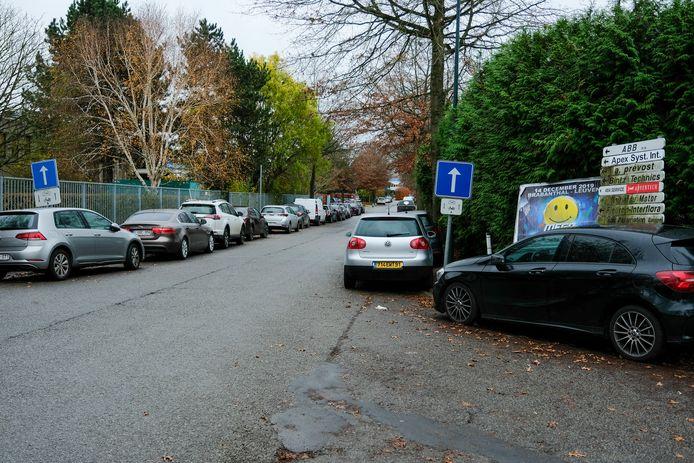 Er zijn voorlopig nog geen fietspaden in industriepark Zaventem-Zuid, maar daar komt binnenkort verandering in.