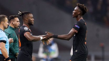 LIVE. Michy Batshuayi scoort! Rode Duivel zet Chelsea op voorsprong tegen Ajax