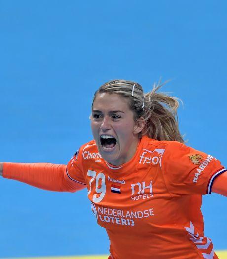 Arnhemse Estavana Polman opnieuw handbalkampioen van Denemarken