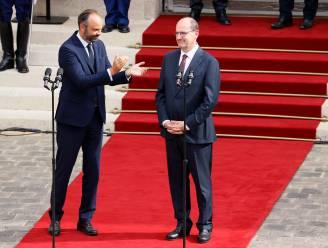Nieuwe Franse regering morgen in het zadel, ook socialisten zeggen gevraagd te zijn