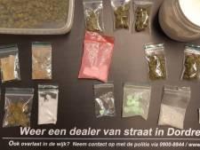 Twee Dordtenaren met grote hoeveelheid harddrugs aangehouden voor dealen