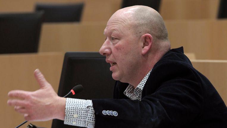 Burgemeester van Vilvoorde, Hans Bonte.