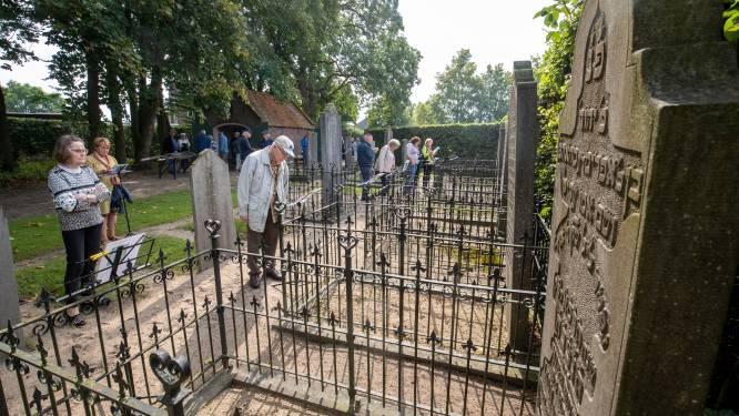 Joodse begraafplaats open voor publiek: 'Eenzame getuigenis van een verdwenen gemeenschap'