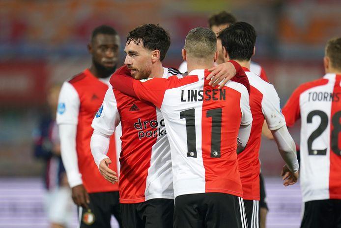 Testronde bij Feyenoord levert niet meer positieve gevallen op.