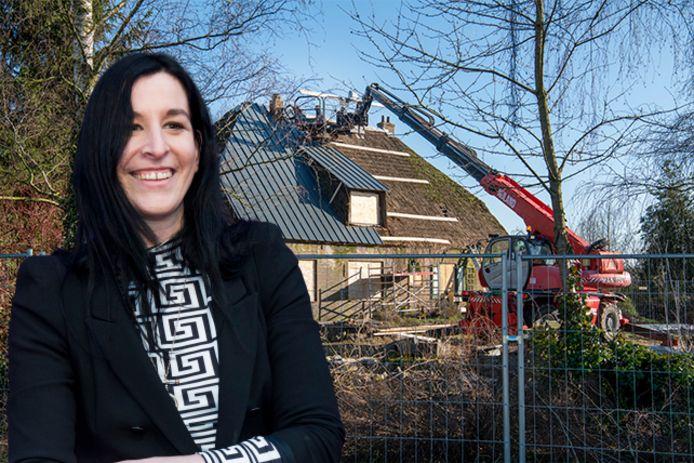 Ryanne van Dorst gaat een programma maken voor BNNVARA in deze boerderij in Apeldoorn. De buren zijn niet bepaald enthousiast...