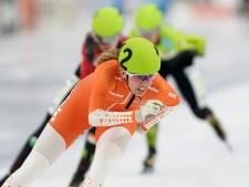 Over de grens gaan, dáár wordt schaatsster Elisa Dul uit Oene beter van