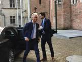 Geert Wilders bezoekt provinciehuis in Middelburg