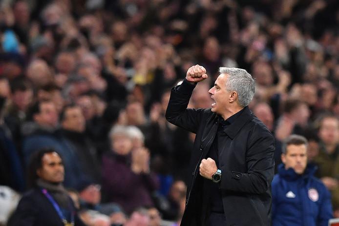 Une première renversante pour José Mourinho au Tottenham Stadium.