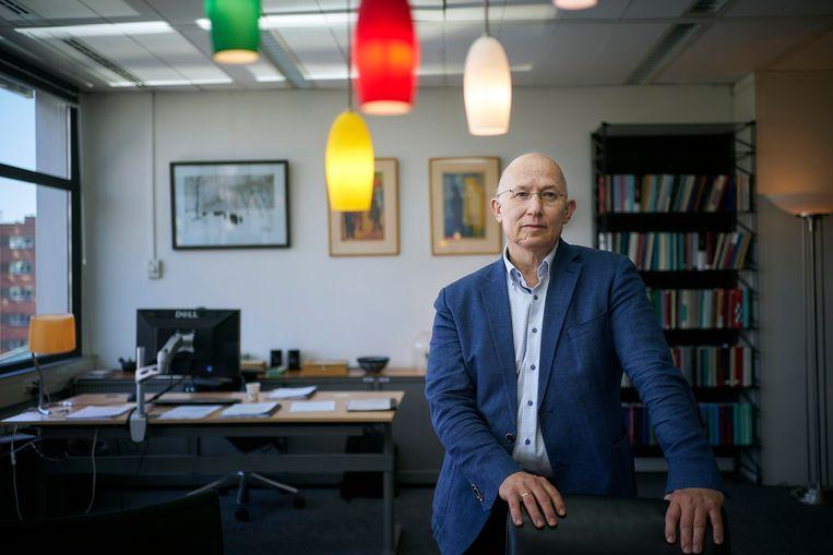 Procureur-generaal Rinus Otte. Beeld Phil Nijhuis