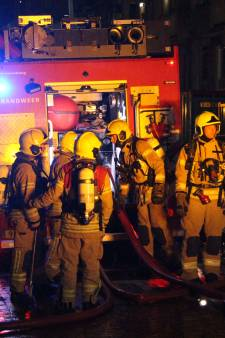 Brand in kelderbox Rotterdam-Zuid onder controle: acht woningen ontruimd