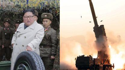Noord-Korea gebruikte superraketinstallatie bij recente lanceringen