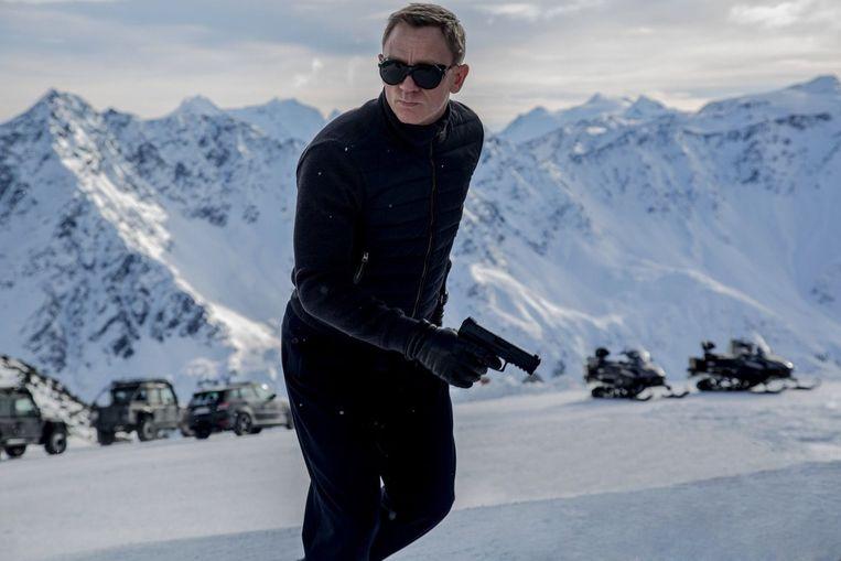 Spectre, de langste Bond-film ooit. Beeld photo_news