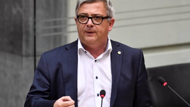 Kris Van Dijck (N-VA) wordt voorzitter van Vlaams Parlement