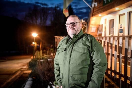 Marco Gillis, manager du parc Sunclass Durbuy.