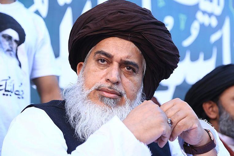 Khadim Hussain Rizvi (TLP)
