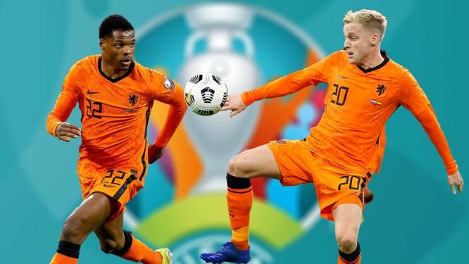 Promes, Vilhena, Van de Beek en zelfs Dumfries moeten vrezen op bijltjesdag bij Oranje