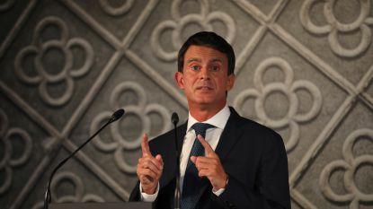 Het hoge woord is eruit: Franse ex-premier Manuell Valls wil volgend jaar burgemeester van Barcelona worden