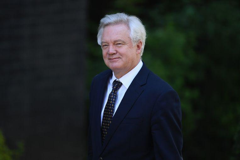 David Davis. Beeld Getty Images