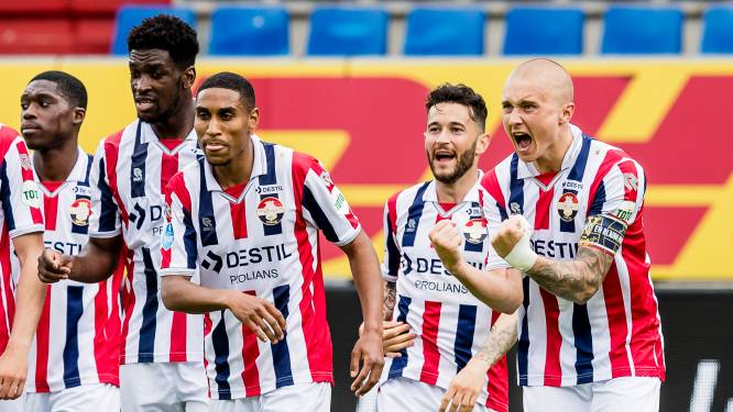 Samenvatting   Willem II - Fortuna Sittard