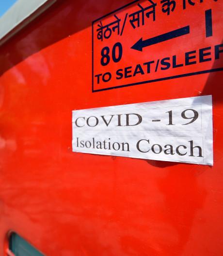 Miracle en Inde: un homme de 93 ans survit au Covid-19 malgré des comorbidités et une crise cardiaque