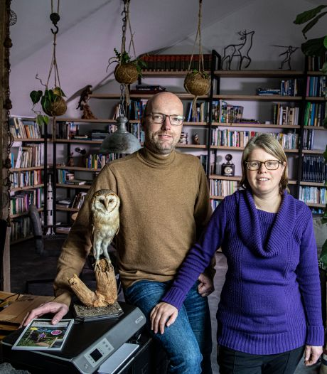 Ellen en Bob hebben meer dan 2600 boeken: 'We willen niet weten hoeveel geld we eraan uitgeven'