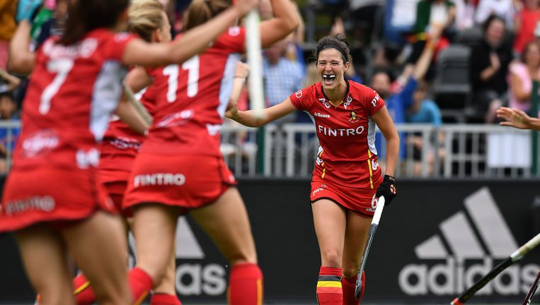 null Beeld Getty Images for FIH