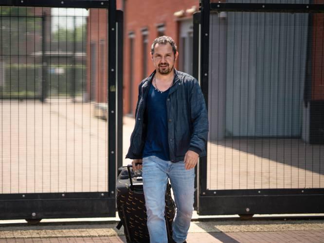 """Axel Daeseleire gaat binnen in een blinden-instituut: """"Ik denk dat ik me lang depressief zou voelen"""""""