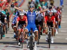 Bekijk hier de samenvatting van de vierde etappe in de Vuelta