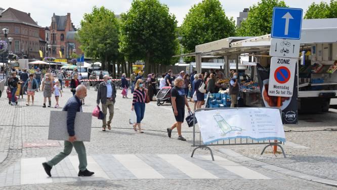 Museum heropent woensdag, woensdagmarkt verhuist volledig naar marktplein, Durmebad nog even dicht
