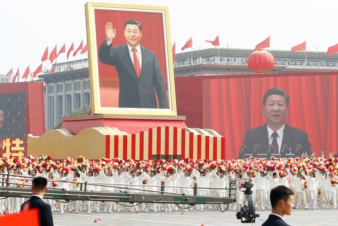 Huidig president Xi Jinping.
