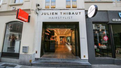 """Topkapper Julien Thibaut legt boeken neer: """"Ik excuseer mij oprecht bij klanten en schuldeisers"""""""
