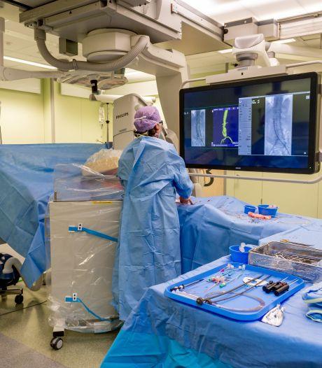 ETZ-chirurgen opereren als eerste met 3D aan bloedvaten: 'Zo is er minder risico op complicaties'