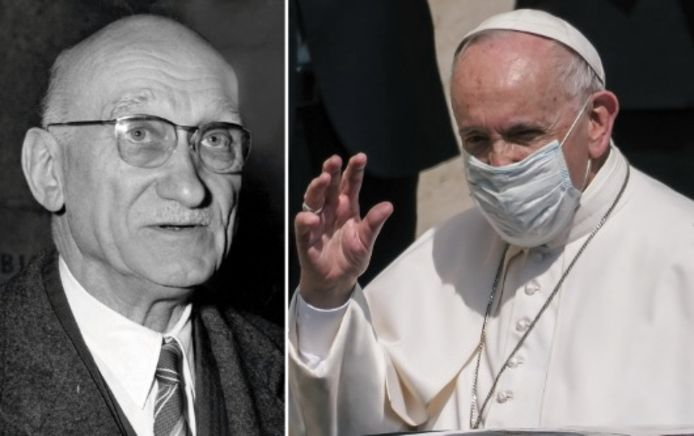 De politicus Robert Schuman is op weg naar zaligverklaring door de katholieke kerk.
