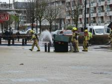 Stadhuis Rijswijk ontruimd: gaslek nadat vrachtwagen tegen kastje botst