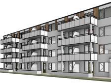 Facelift voor Wijchense appartementengebouwen