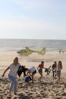Omgekomen zwemmers bij Haagse kust zijn Duits en Pools