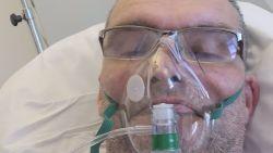 """Coronapatiënt Kurt Van den Eeden (52) mag ziekenhuis verlaten: """"Schrik gehad maar hoop nooit opgegeven"""""""