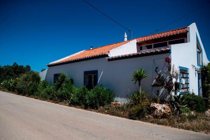 Het huis in Portugal waar Brückner woonde toen Madeleine McCann verdween.