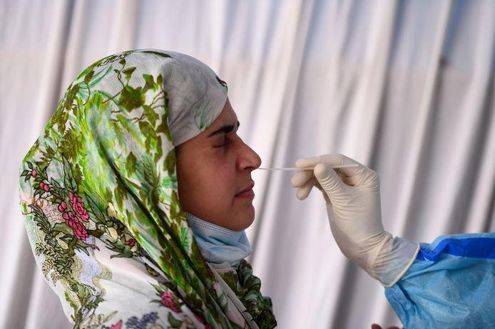 Ce vaste pays de 1,3 milliard d'habitants a enregistré une augmentation rapide des nouvelles contaminations ces dernières semaines, portant le nombre total de cas à 13,5 millions.