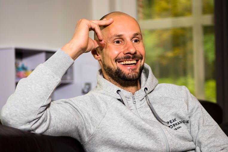 Tom Boonen: 'Stuyven past perfect bij het DNA van Deceuninck-QuickStep.' Beeld Photo News