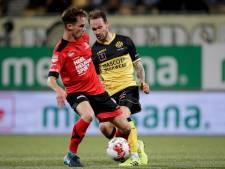 Hardleers Helmond Sport ook bij Roda JC fors onderuit