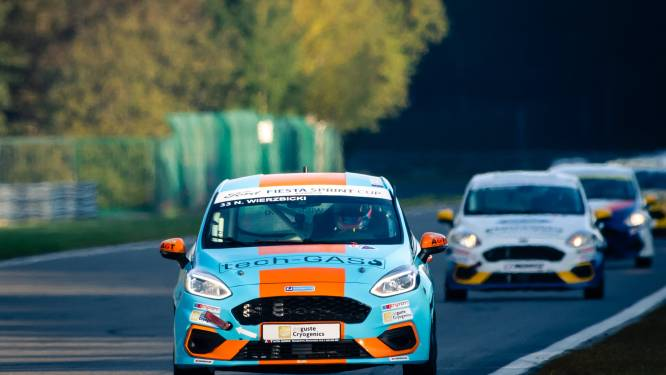 EJ Automotive pakt eerste titel in jonge geschiedenis
