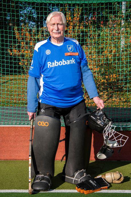 Wiel (87) uit Apeldoorn blijft beschikbaar voor Oranje, maar stopt met competitiehockey