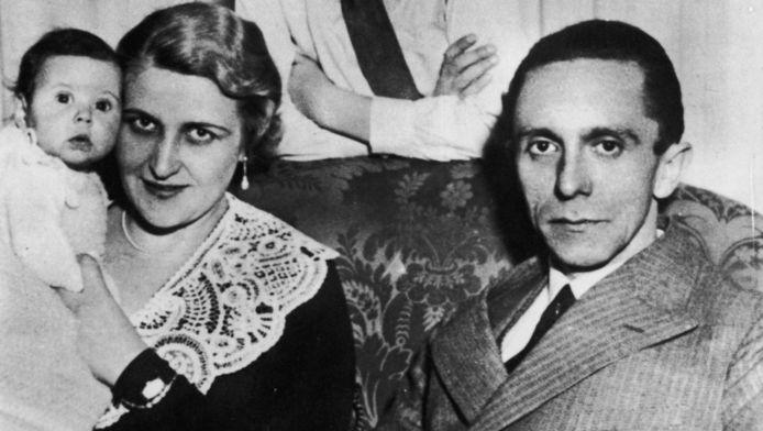Magda en Joseph Goebbels