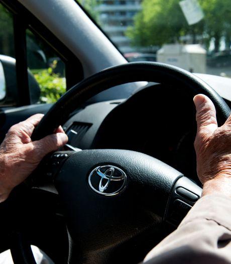 'Waarom wordt de rijvaardigheid van ouderen niet getest?'