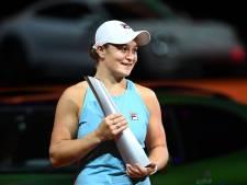Ashleigh Barty enlève son onzième titre à Stuttgart