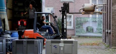 Haarendael mogelijk dicht na vondst drugslab, 50-jarige man aangehouden