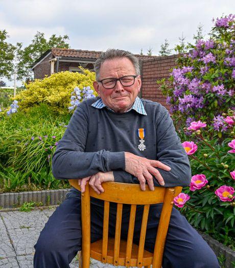 Jan Tax: 'Het gaat niet om het lintje, maar dat er aan je gedacht wordt is mooi'